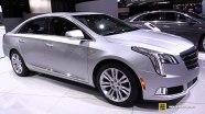 Cadillac XTS - экстерьер и интерьер
