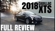 Обзор Cadillac XTS