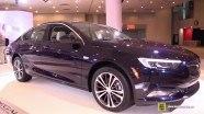 Buick Regal Sportback - экстерьер и интерьер