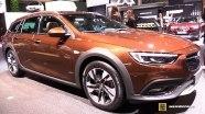 Opel Insignia Counry Tourer - экстерьер и интерьер