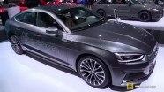 Audi A5 Sportback g-Tron - экстерьер и интерьер