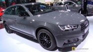 Audi A4 Avant g-tron - экстерьер и интерьер