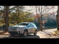 Промо видео Jeep Cherokee
