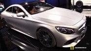Mercedes S-Class Coupe - экстерьер и интерьер