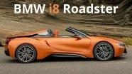 Обзор BMW i8 Roadster