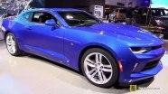 Chevrolet Camaro - экстерьер и интерьер