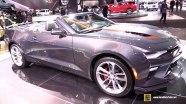 Chevrolet Camaro Convertible - экстерьер и интерьер