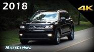 Подробный тест-драйв Volkswagen Atlas