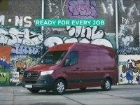 Рекламный ролик Mercedes Sprinter