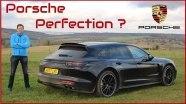 Тест-драйв Porsche Panamera E-Hybrid Sport Turismo