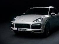 Рекламный ролик Porsche Cayenne E-Hybrid