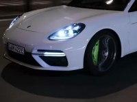 Рекламный ролик Porsche Panamera Turbo S E-Hybrid