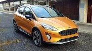 Ford Fiesta Active - экстерьер и интерьер
