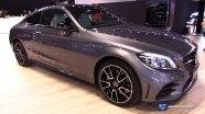 Mercedes C-Class Coupe - экстерьер и интерьер