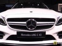 Mercedes C-Class - экстерьер и интерьер