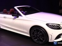 Mercedes C-Class Cabrio - экстерьер и интерьер
