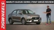 Подробный обзор Suzuki Dzire