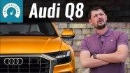Обзор Audi Q8 - флагман или НЕТ?