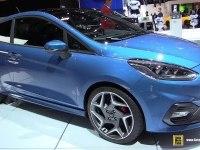 Ford Fiesta ST - экстерьер и интерьер