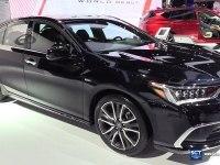 Acura RLX - экстерьер и интерьер