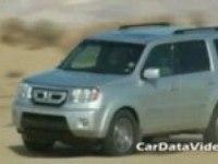 Видео обзор Honda Pilot