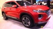 Hyundai Santa Fe - экстерьер и интерьер