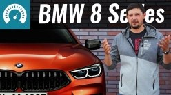 BMW 8 Series 2019 - Сиськи Моны Лизы