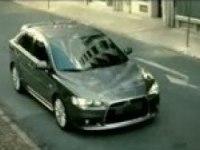 Рекламный ролик Mitsubishi Lancer Sportback