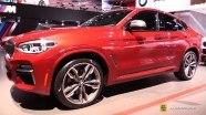 BMW X4 - экстерьер и интерьер
