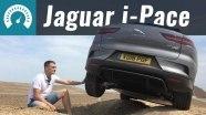 Тест-драйв Jaguar i-Pace