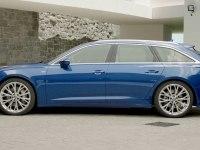 Подробный обзор Audi A6 Avant