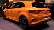 Renault Megan R.S. - внешний вид