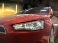 Коммерческая реклама Mitsubishi Lancer Х