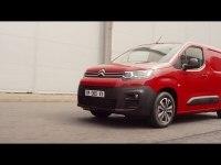 Рекламный ролик Citroen Berlingo Van