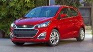 Chevrolet Spark - экстерьер и интерьер