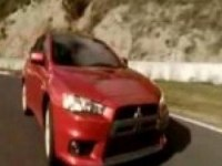 Коммерческая реклама Mitsubishi Lancer Evo Х
