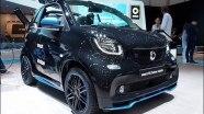 Smart fortwo cabrio EQ - экстерьер