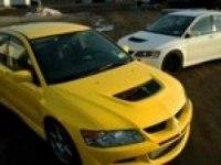 Видео обзор Mitsubishi Lancer Evo IХ