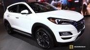 Hyundai Tucson - экстерьер и интерьер