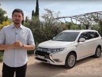 Тест-драйв Mitsubishi Outlander PHEV 2018