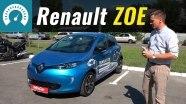 Тест-драйв электрокара Renault ZOE