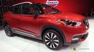 Nissan Kicks - экстерьер и интерьер