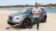 Краткий тест-драйв Nissan Kicks