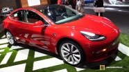 Tesla Model 3 - внешний вид