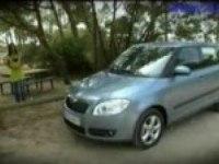 Видео обзор Skoda Fabia