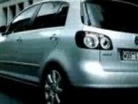 Рекламный ролик VW Golf Plus