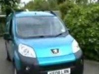 Видео обзор Peugeot Bipper