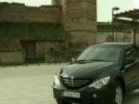 Видео обзор SsangYong Actyon от SupermotorTV