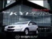 Промо видео SsangYong Kyron