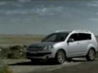 Промо видео Citroen C-Crosser